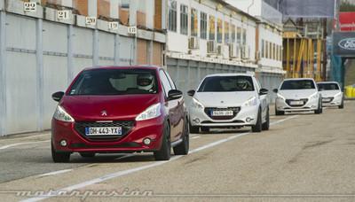 Peugeot 208 GTi 30th, toma de contacto