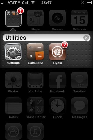 Jailbreak ya disponible para el firmware 4.0