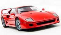 Subastarán el Ferrari F40 de Rod Stewart