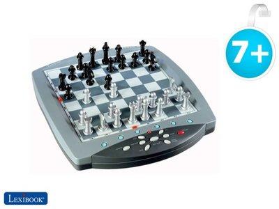 Un ajedrez electrónico para potenciar la estrategia y el análisis