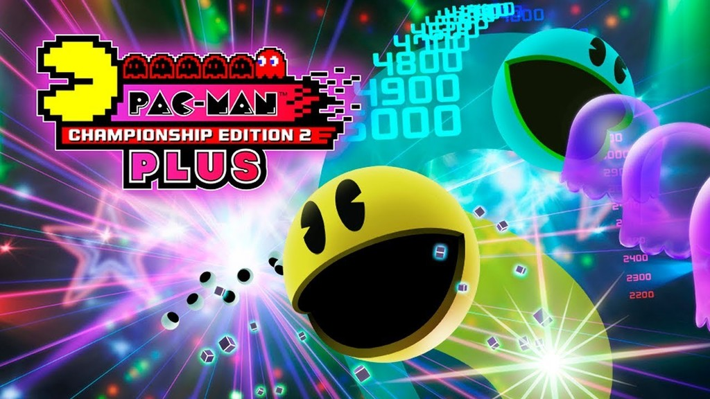 Pac Man Championship Edition 2 Plus
