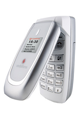 Nuevo Vodafone Simply VS5