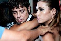Benicio del Toro será el protagonista del calendario Campari 2011
