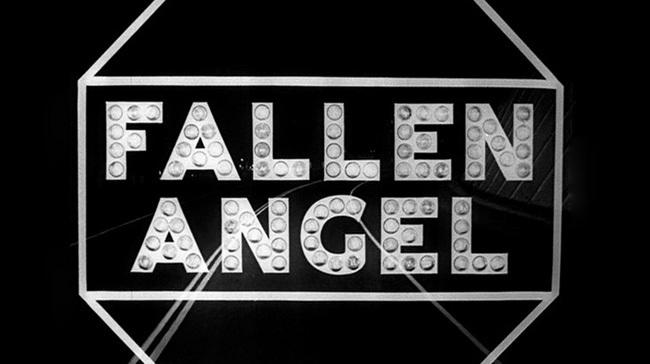 Fotograma inicial de '¿Ángel o diablo?' de Otto Preminger