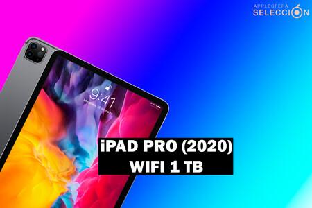 """Brutal rebaja del nuevo iPad Pro (2020) de 11"""" y 1 TB: casi 150 euros más barato en Amazon con este descuento"""