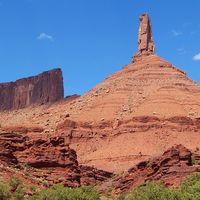 La alucinante voz de la tierra: así suena un 'metrónomo' natural de 120 metros de altura