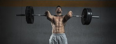 Diferencias entre push press y push jerk en Crossfit
