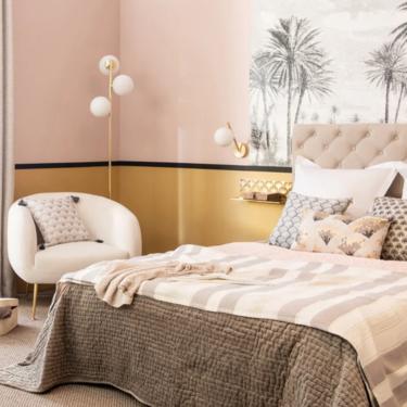 Ni casas de muñecas ni decorados para San Valentín: nueve interiores en rosa que enamoran a primera vista