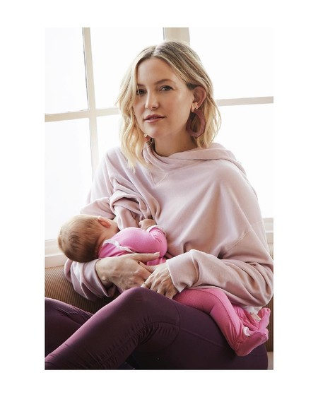 Esto es a lo que se refiere Kate Hudson cuando afirma que va a educar a su hija sin género