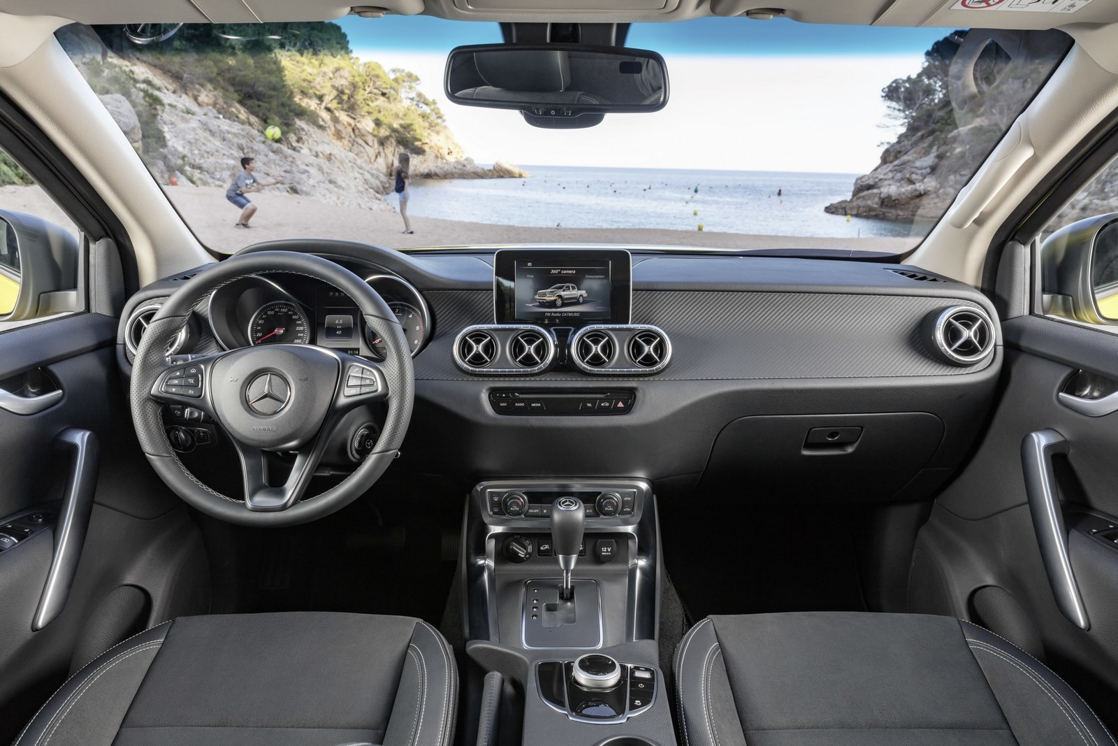 Foto de Mercedes-Benz Clase X (54/65)