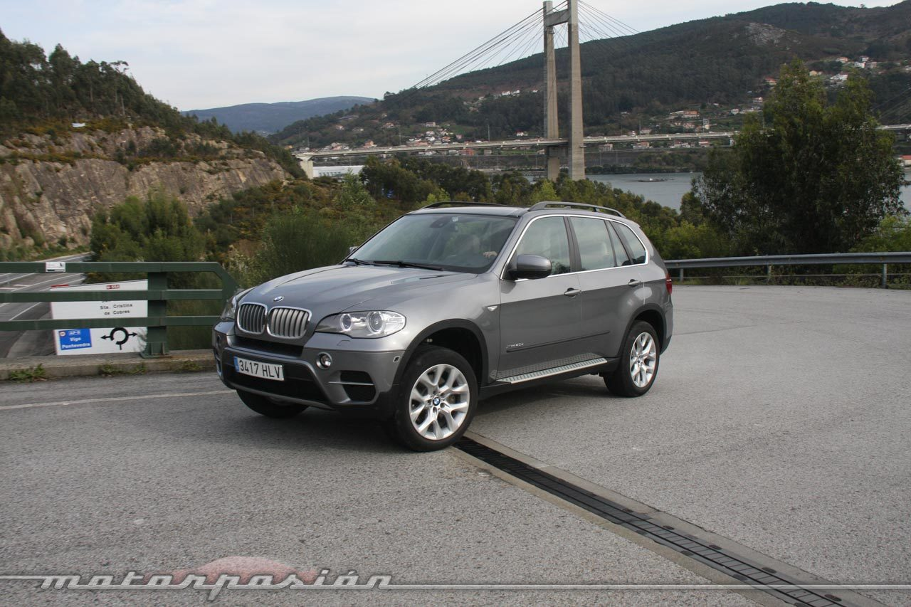 Foto de BMW X5 4.0d xDrive (prueba) (3/48)