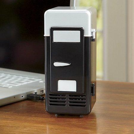 USB nevera un invento para trabajadores ¿o para vaguetes?
