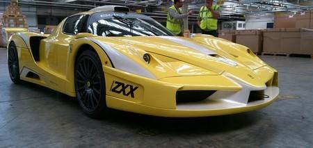 El Ferrari Enzo ZXX Evolution vuelve a Canadá