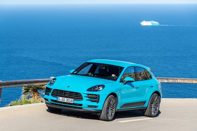 Probamos el Porsche Macan 2019: el SUV más deportivo ahora es también más tecnológico