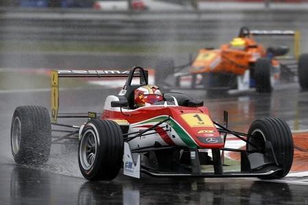 F3 Europea: Raffaele Marciello arrasa