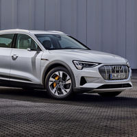 El Audi e-tron 50 quattro será el coche eléctrico más barato de Audi, con 313 CV y 300 km de autonomía