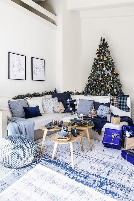 Westwing Navidad Azul Y Cobre