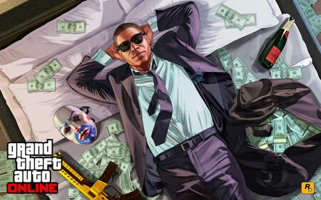 GTA Online: cómo guardar tu dinero desde el móvil o el banco para que no te roben