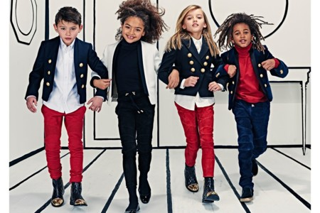 Balmain Kids Collection Oliver Rousteing 3