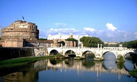 Roma: el Castillo de Sant'Angelo