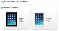Más sorpresas: Apple retira el iPad 2 y recupera el iPad de cuarta generación