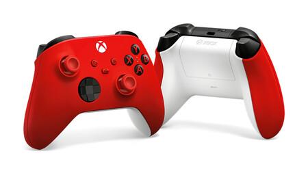Prepara tu Xbox Series X/S para la llegada de su nuevo mando rojo, Pulse Red, el próximo febrero