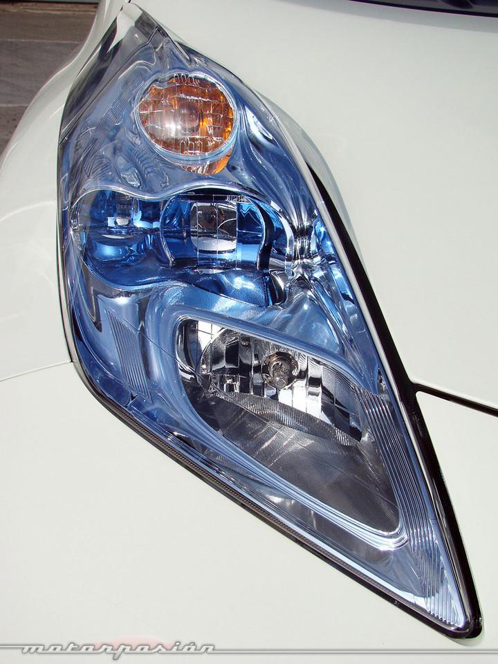 Foto de Nissan Leaf, prueba (22/27)