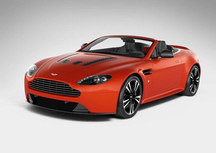 Foto de Aston Martin V12 Vantage Roadster (1/8)