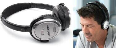 Bose QuietComfort 3, auriculares con cancelación de ruido
