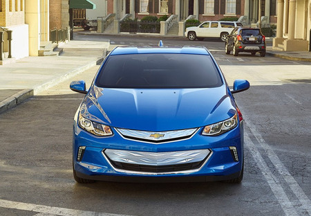 Chevrolet Volt 2016 3