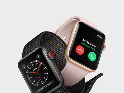 Apple Watch Series 3: el reloj inteligente de Apple llega con LTE y se independiza del iPhone