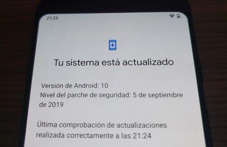 Los Google Pixel reciben una nueva actualización de Android 10