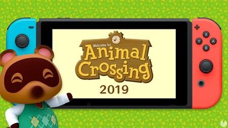 Nintendo reafirma la fecha de lanzamiento de Animal Crossing y Luigi's Mansion 3 en Nintendo Switch para 2019