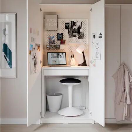 Mesa de escritorio pequeña Ikea