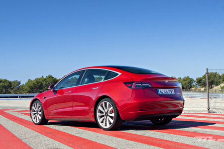 Tesla Model 3 segunda mano