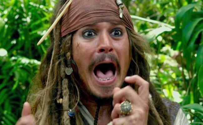 Johnny Depp en la última aventura de Jack Sparrow