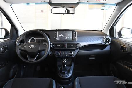 Hyundai Grand I10 Mexico Opiniones Prueba 17