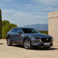 El Mazda CX-30 estrena el vanguardista motor Skyactiv-X: desde 29.975 euros para el SUV compacto