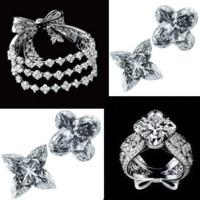 La nueva colección de diamantes de Louis Vuitton: Les Ardentes