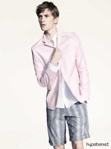 H&M, colección para hombre primavera-verano 2009 formas