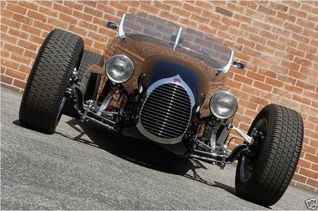 Tim Allen subasta su brutalizado 1932 Ford Model A