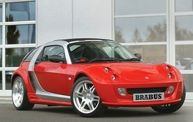 Smart Roadster Coupe RCR