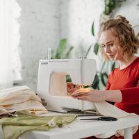 Esta máquina de coser rebajadísima en Amazon es perfecta para dar rienda suelta a tu creatividad (a nivel principiante y avanzado)