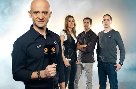 La Fórmula 1 se seguirá viendo en Antena 3, probablemente