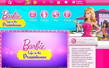 Barbie ya tiene serie de dibujos en Internet