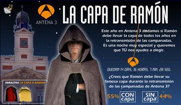 La capa de Ramón