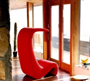 Sillón Amoebe Highback de Vitra