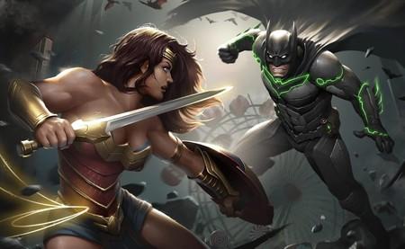 Injustice 2 ya está disponible en dispositivos móviles y aquí tienes su tráiler de lanzamiento