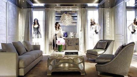 La boutique de Dior en Tokyo: el poder de la tienda