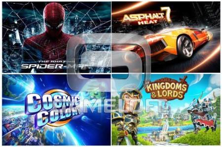 The Amazing Spider-Many y Asphalt 7: Heat aparecen entre las novedades de Gameloft en el E3
